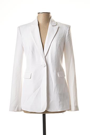 Veste chic / Blazer blanc GUESS pour femme