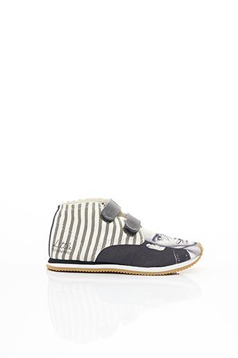 Baskets gris ELEVEN PARIS pour garçon