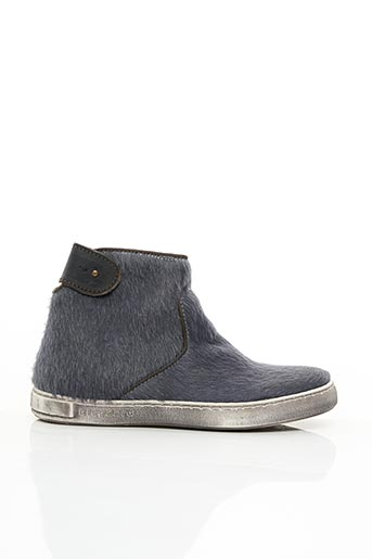 Bottines/Boots bleu BISGAARD pour femme