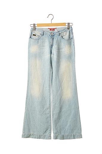 Jeans bootcut bleu RARE pour femme
