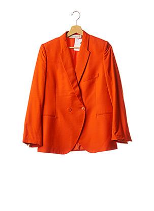 Veste chic / Blazer orange STELLA MCCARTNEY pour femme
