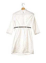 Robe mi-longue blanc LIU JO pour femme seconde vue