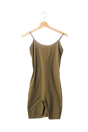 Body vert ASOS pour femme