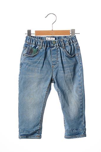 Jeans coupe droite bleu ZARA pour garçon
