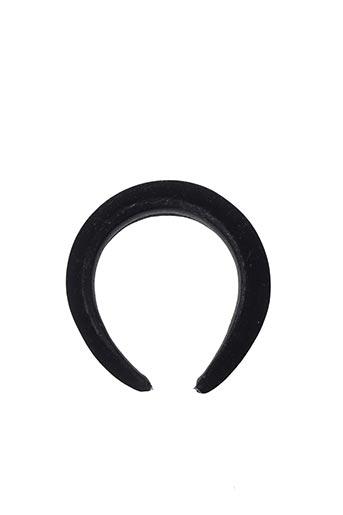Accessoire pour cheveux noir ZARA pour femme