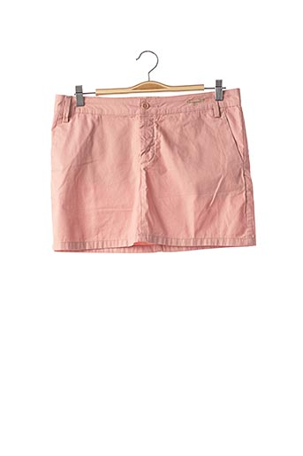 Mini-jupe rose ZADIG & VOLTAIRE pour femme