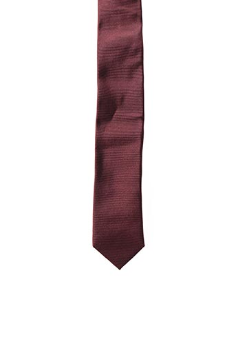 Cravate rouge ESSENTIEL pour homme