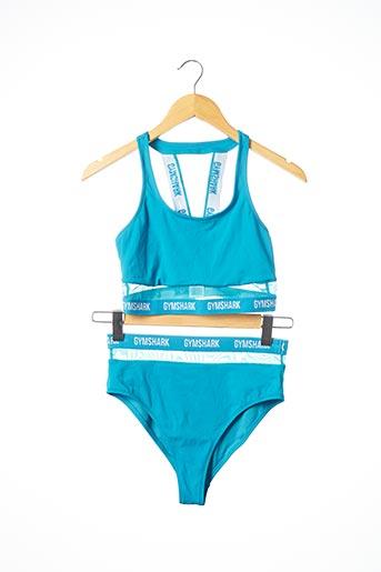 Ensemble lingerie bleu GYMSHARK pour femme