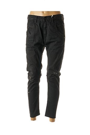 Jeans boyfriend noir DIESEL pour femme
