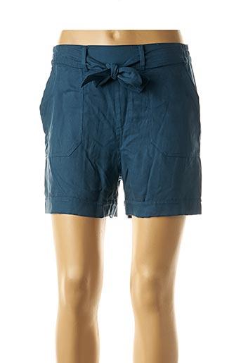 Short bleu SALSA pour femme