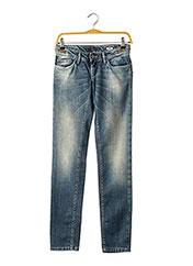 Jeans coupe slim bleu SALSA pour femme seconde vue