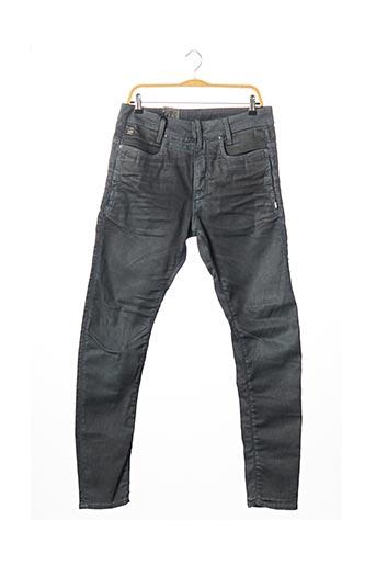 Pantalon casual gris G STAR pour homme