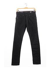 Jeans skinny noir SALSA pour homme seconde vue