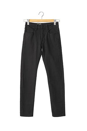 Jeans coupe slim noir G STAR pour homme