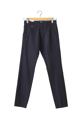 Pantalon chic bleu GUESS pour homme