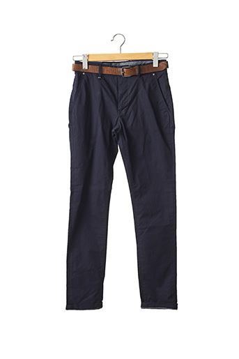 Pantalon chic bleu SALSA pour homme