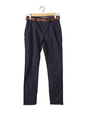 Pantalon chic bleu SALSA pour homme seconde vue