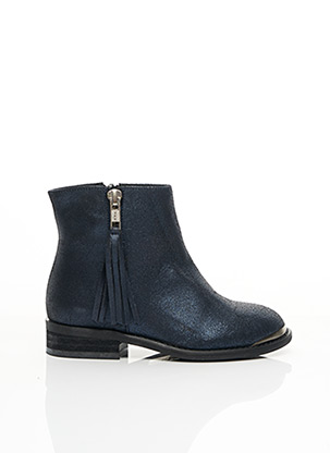Bottines/Boots bleu YEP pour fille
