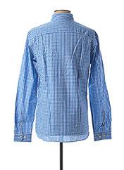 Chemise manches longues bleu JACK & JONES pour homme seconde vue
