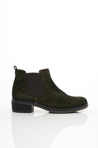 Bottines/Boots vert GABOR pour femme