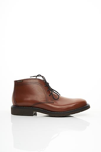 Bottines/Boots marron MEPHISTO pour homme