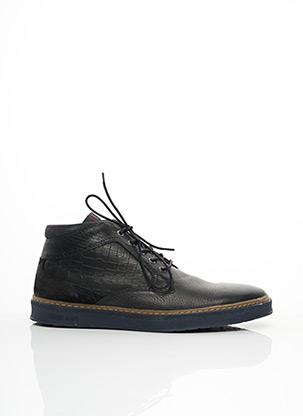 Bottines/Boots noir CYCLEUR DE LUXE pour homme