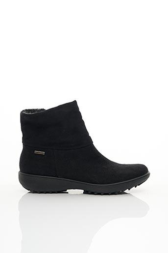 Bottines/Boots noir ROMIKA pour femme
