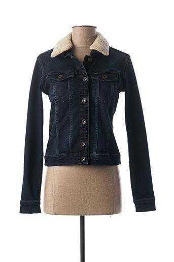 Veste en jean bleu GARCIA pour femme