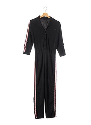 Combi-pantalon noir BECKARO pour fille
