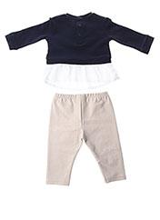 Pull/pantalon bleu MAYORAL pour fille seconde vue