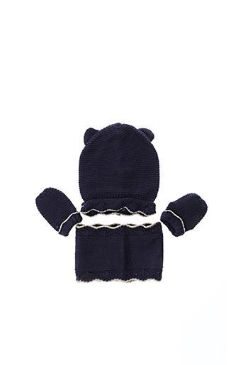 Bonnet bleu MAYORAL pour fille