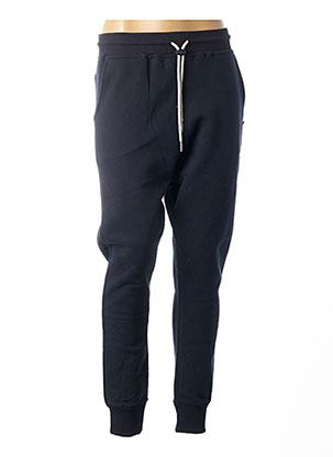Jogging bleu SWEET PANTS pour femme