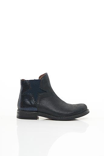 Bottines/Boots bleu BELAMY pour fille