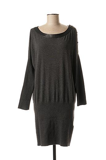 Robe pull gris LIU JO pour femme
