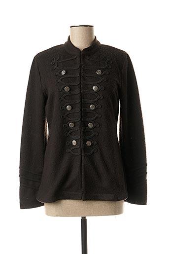 Veste casual noir CREAM pour femme