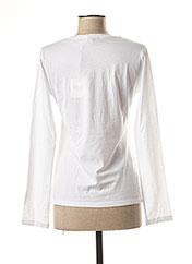 T-shirt manches longues blanc LIU JO pour femme seconde vue