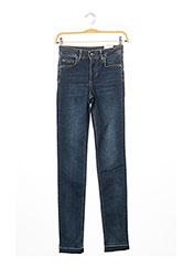 Jeans coupe slim bleu LIU JO pour femme seconde vue