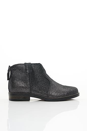 Bottines/Boots noir INTREPIDES PAR BABYBOTTE pour fille