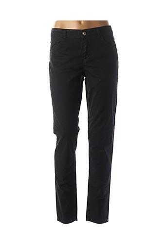 Jeans skinny noir DDP pour femme
