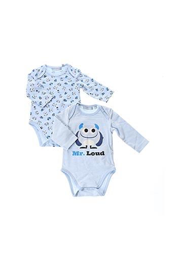 Body lingerie bleu LEMON BERET pour garçon