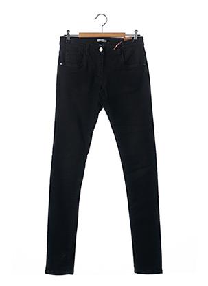 Jeans skinny noir LEMON BERET pour fille