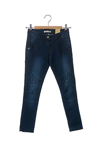 Jeans coupe slim bleu EMOI BY EMONITE pour garçon