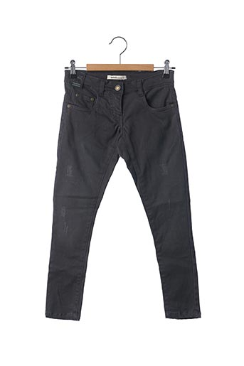 Pantalon casual gris EMOI BY EMONITE pour garçon