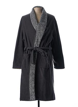 Robe de chambre gris CHRISTIAN CANE pour homme
