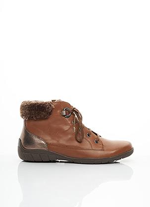 Bottines/Boots marron SWEET pour femme