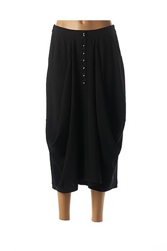 Jupe longue noir CREA CONCEPT pour femme