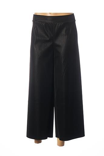 Pantalon 7/8 noir B.YU pour femme