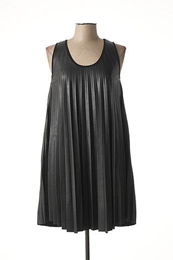 Robe courte noir B.YU pour femme