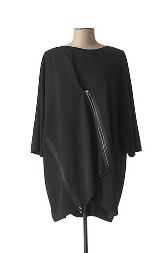 Robe courte noir CREA CONCEPT pour femme