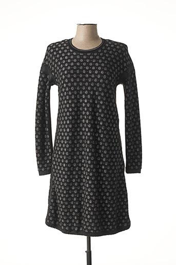 Robe mi-longue noir BEATE HEYMANN pour femme
